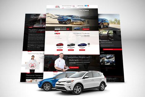 Braulio Agosto Toyota